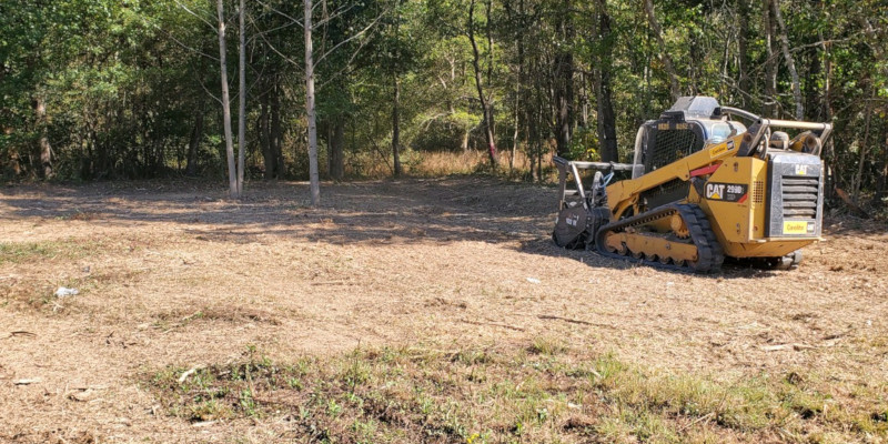 Grading and Excavating in Lexington, North Carolina